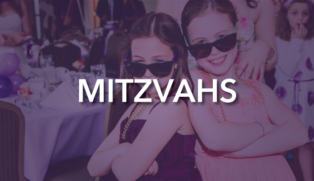 Party Time Productions mitzvahs